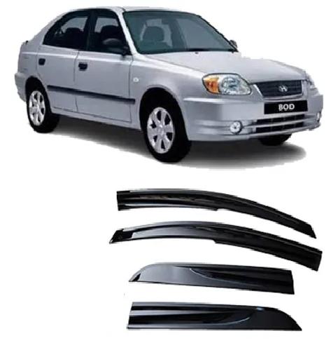 Hyundai Accent 2003-2005 Mügen Cam Rüzgarlığı