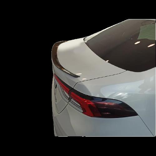 Toyota Corolla 2019-2020 Bagaj Üstü Spoiler Boyalı (ithal)