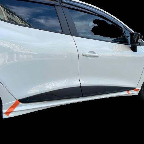 Renault Clio 4 Marşbiel Seti Fiber Boyalı  (sag-sol Takım )