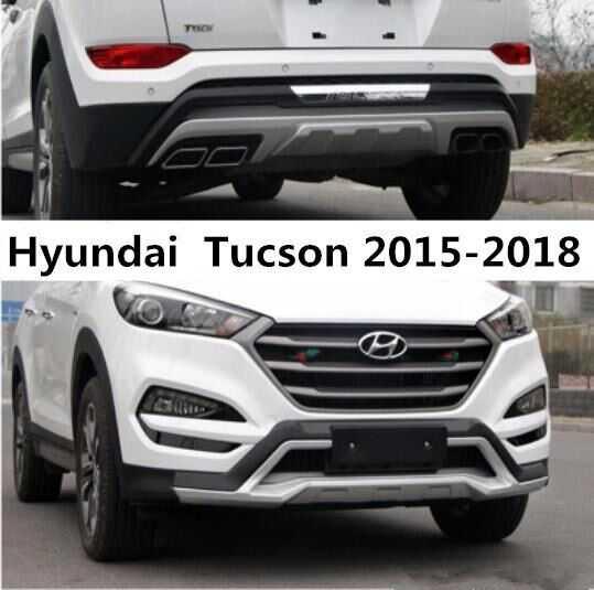 Tucson 2015/2018 Hyundai Tucson Ön Arka Koruma Seti Oem Kalıp
