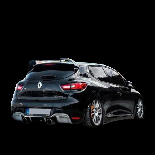 Renault Clio 4 RS spoiler (Boyasız-Astarlı)