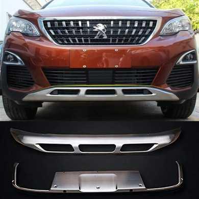 Peugeot 3008 ÖN ARKA KORUMA SETİ 2017-2018-2019
