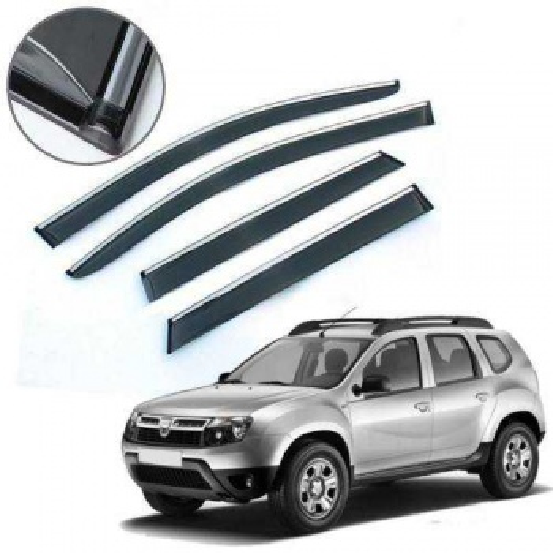 Dacia Duster Krom Çıtalı Cam Rüzgarlığı 2010-2017 A Kalite İthal