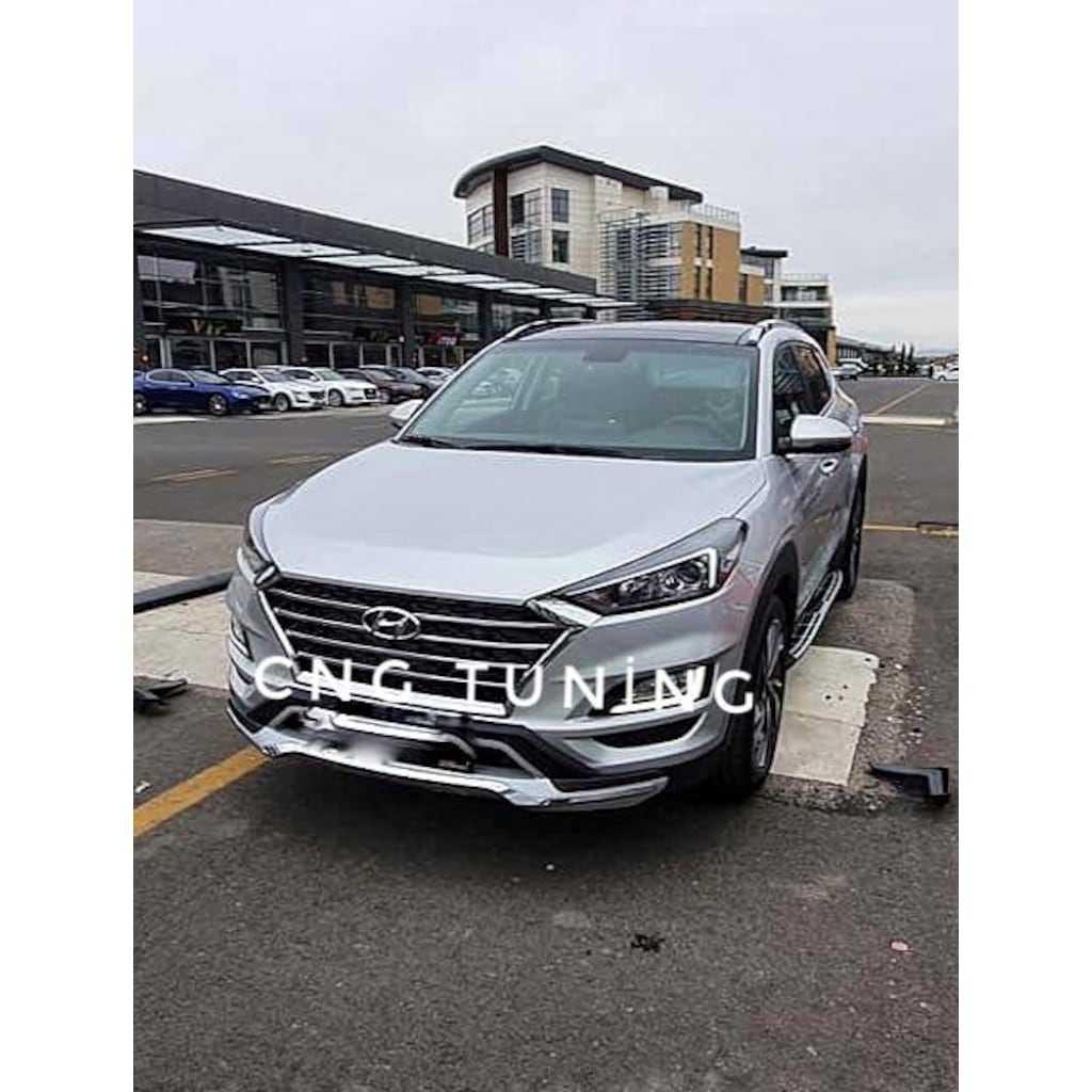 Hyundai Tucson Ön Arka Koruma Difüzör Set 2018 - 2020