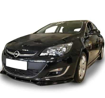 Opel Astra J Ön Lip Sedan Hb  ( Piano Black Plastik )