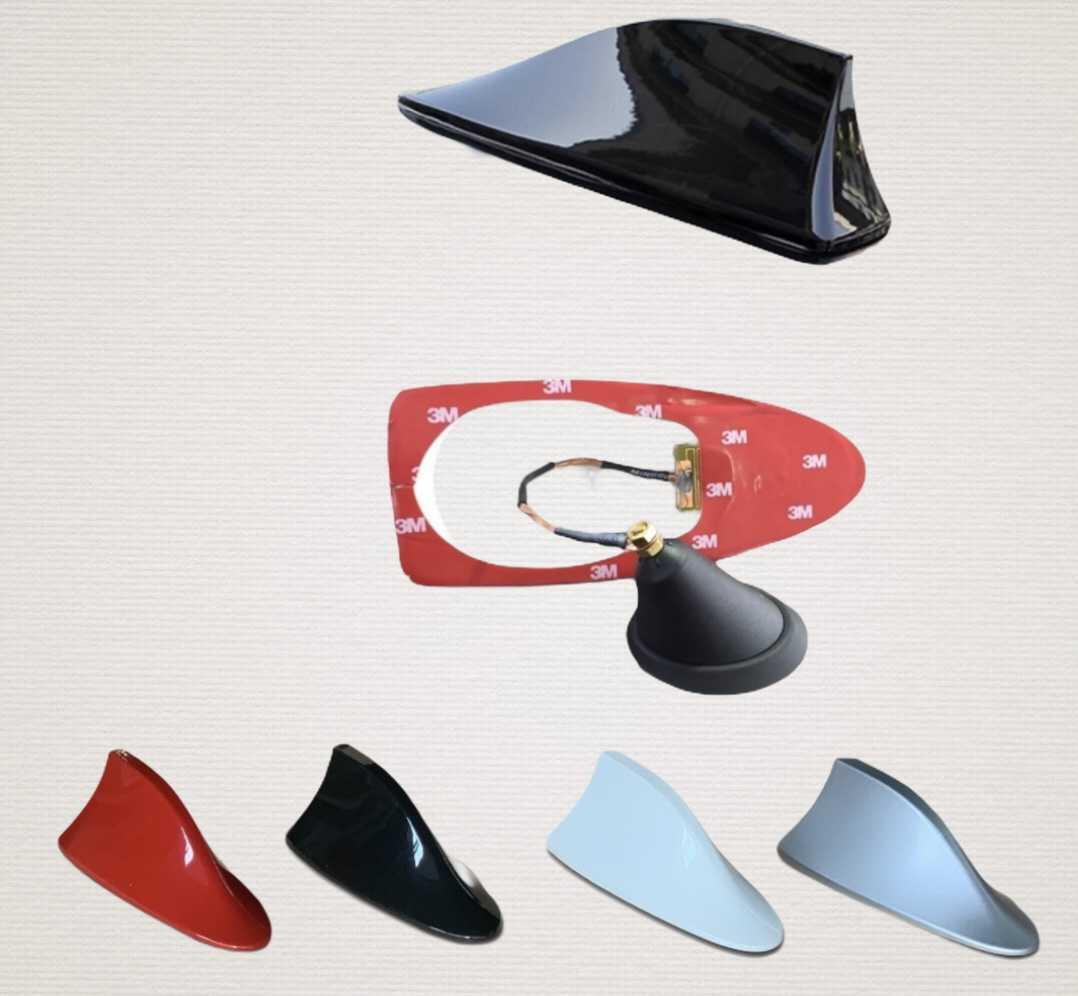 Clio 4  Balık Sırtı Anten Köpek Balığı Anten Shark Anten Devreli