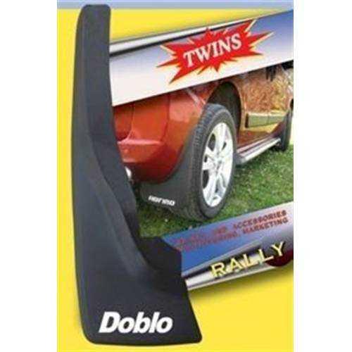 Paçalık Fiat Doblo YDM 2006 ve Üzeri Arka