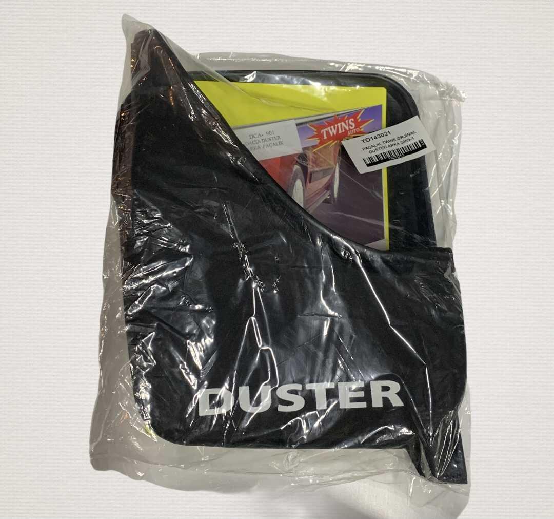 Paçalık Tozluk Orjinal Duster Arka Uyumlu 2009-2017