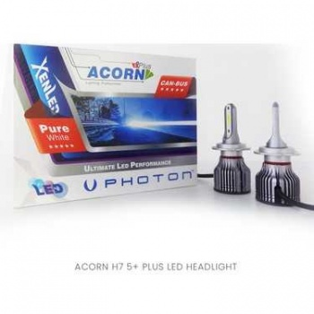 PHOTON ACORN H7 5+ Plus LED HEADLIGHT Pro Canbus