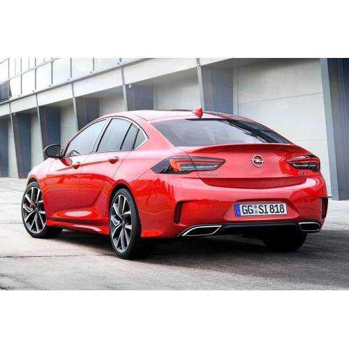 Opel Insignia Tampon Eki - GSI Difüzör İthal 1. Sınıf