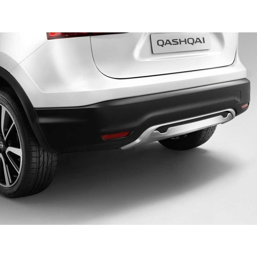 Nissan Qashqai Ön ve Arka Tampon Alt Koruma Difüzör 2014 / 2017