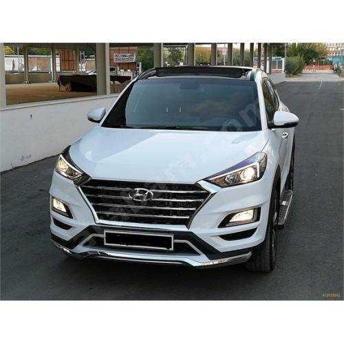 Hyundai Tucson 2019 2020 Ön KORUMA TAMPON İTHAL