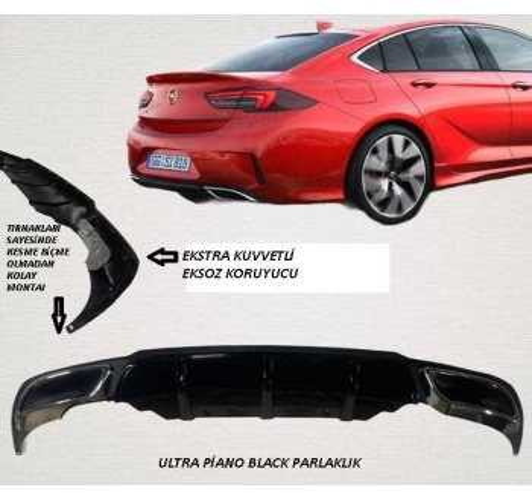 Opel Insignia Tampon Eki - GSI Difüzör İthal