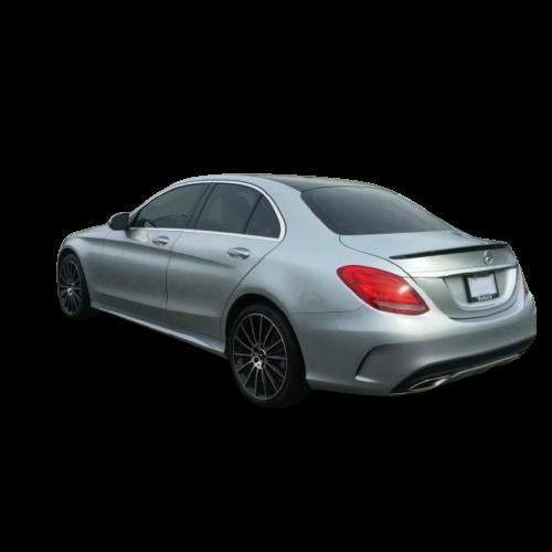 Mercedes  w205 Amg  c63 Spoiler  c180 c200  c200D amg Spoyler