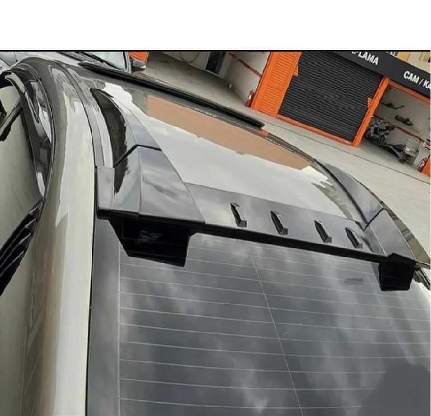 Honda FD6 Cam Üstü Uzay Spoiler Piano Black Boyalı İTHAL