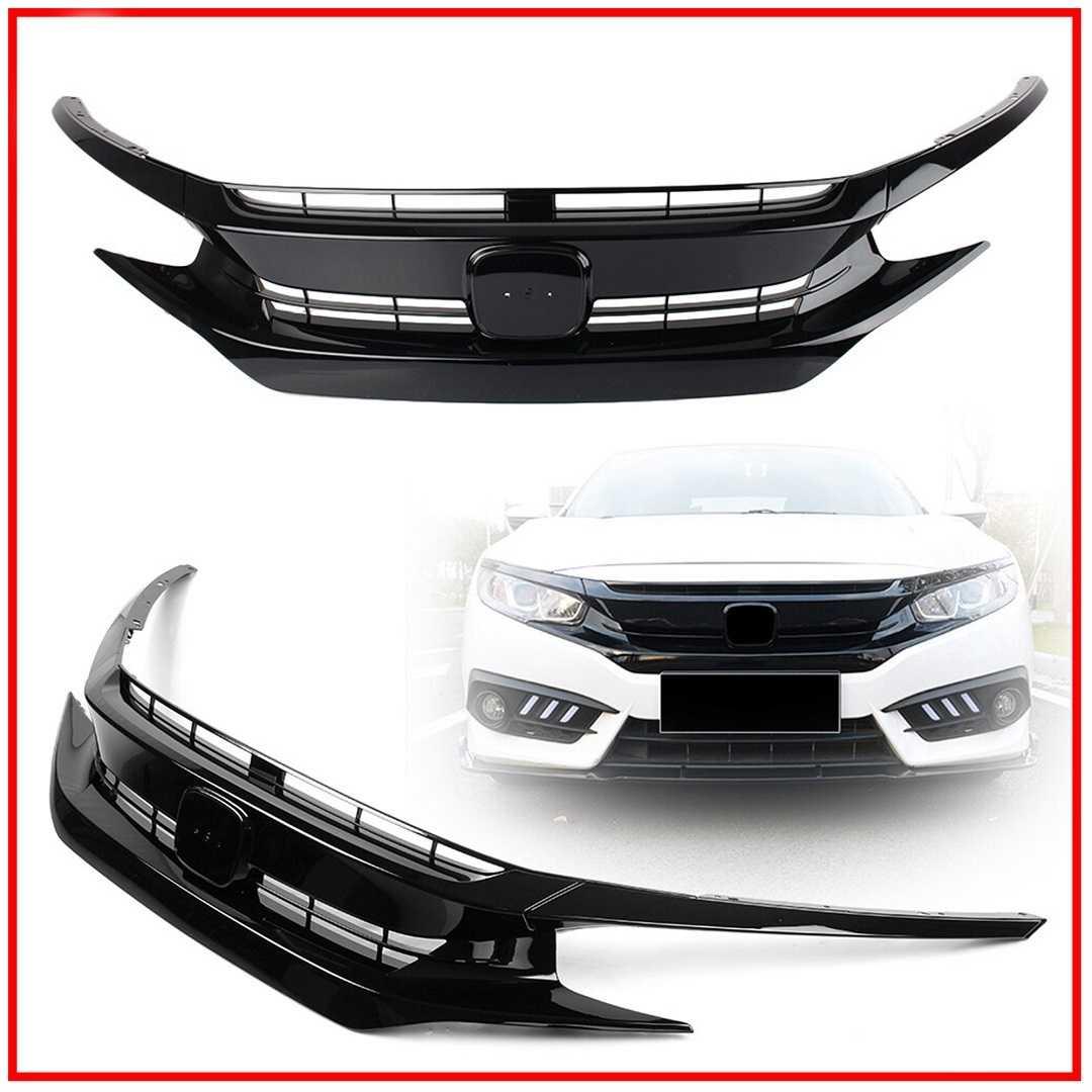Honda Civic FC5 RS Panjur Piano Black