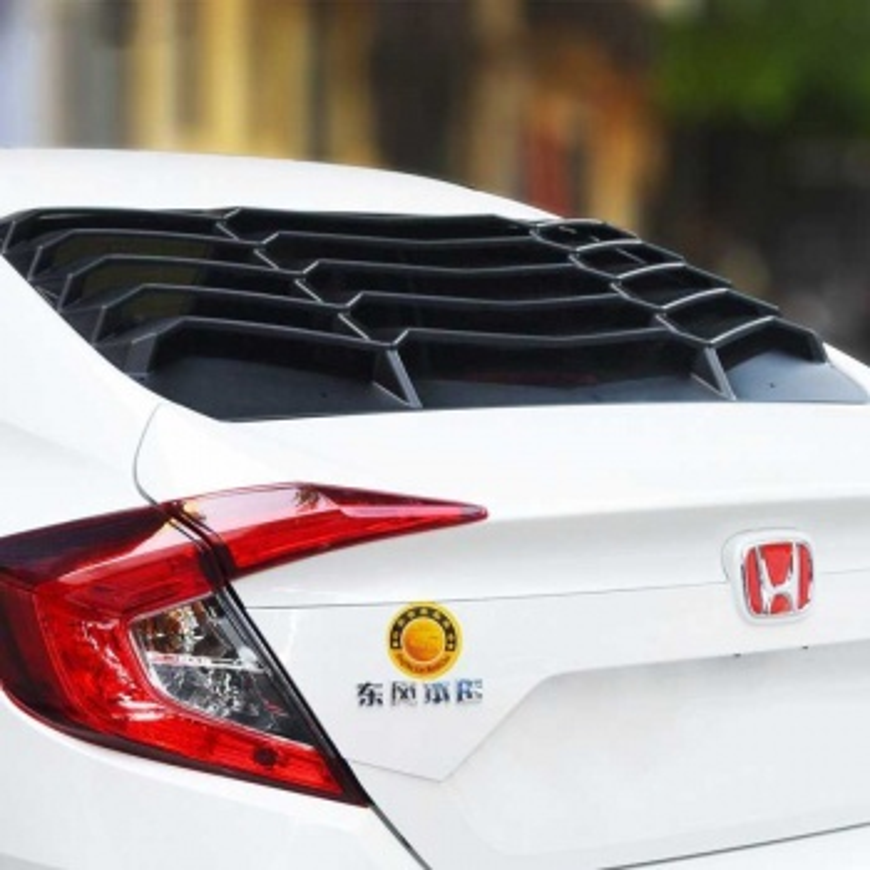 Honda Civic Fc5 Arka Cam Vizörü Jaluzi