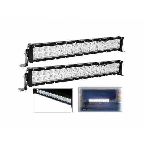 Led bar Off Road 120w çift sıra led 54 cm 40 LED