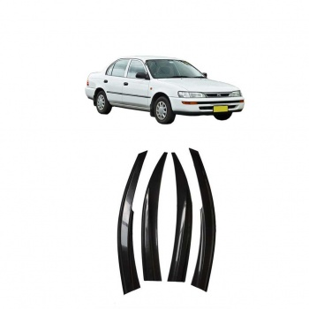 Toyota Corolla Mugen Cam Rüzgarlığı 4lü 1998+