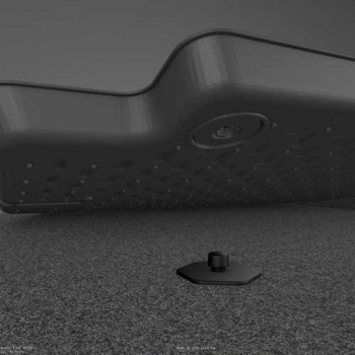 Sahler Megane 2 4.5D Havuzlu Paspas 2003+ Model Uyumlu