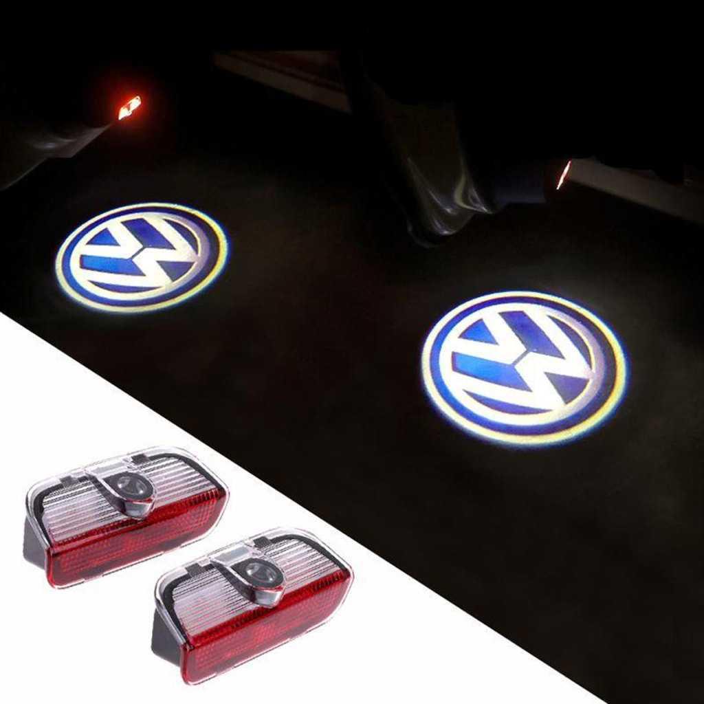 Volkswagen Passat B6 Kapı Altı Hayalet Logo Orjinal Lazer Led