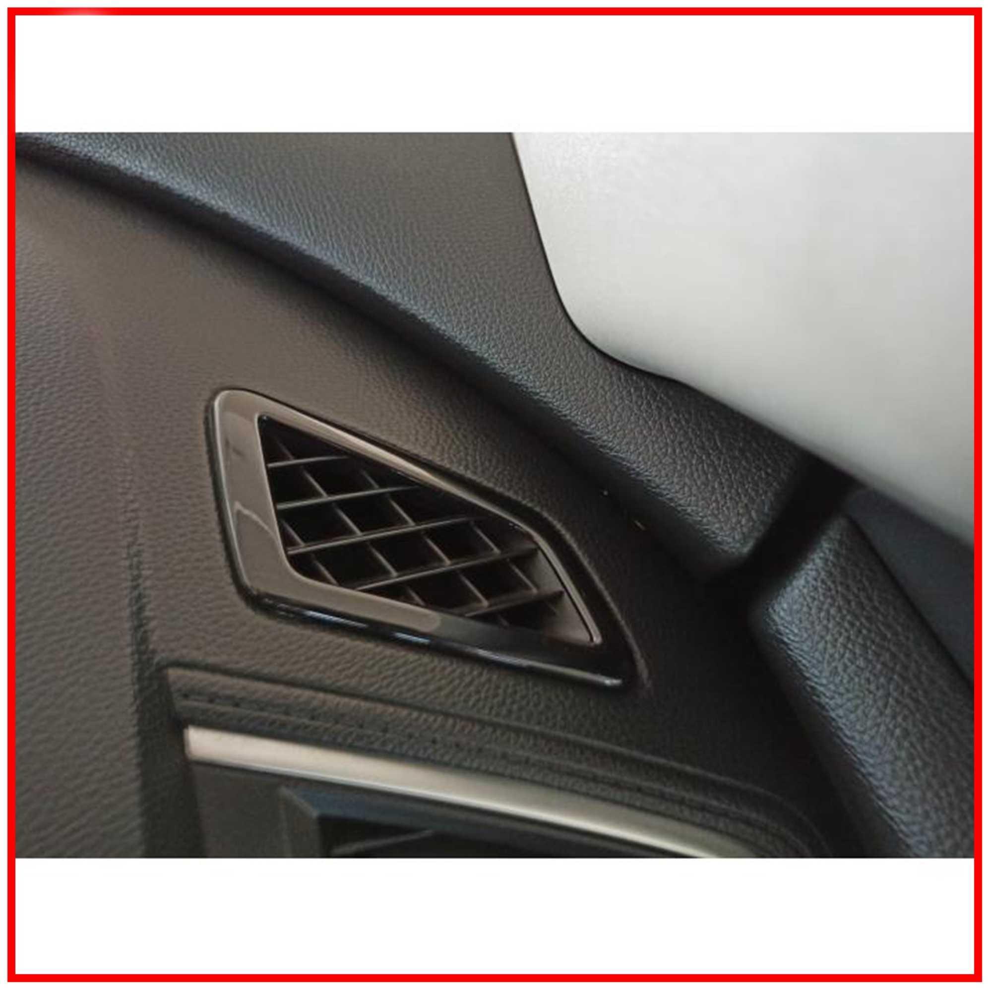 Honda Civic FC5 Üst Hava Menfez Kaplama (PİANO BLACK) 2016-2020