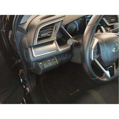 Honda Civic FC5 Kontrol Panel Kaplama (KARBON) 2016-2020