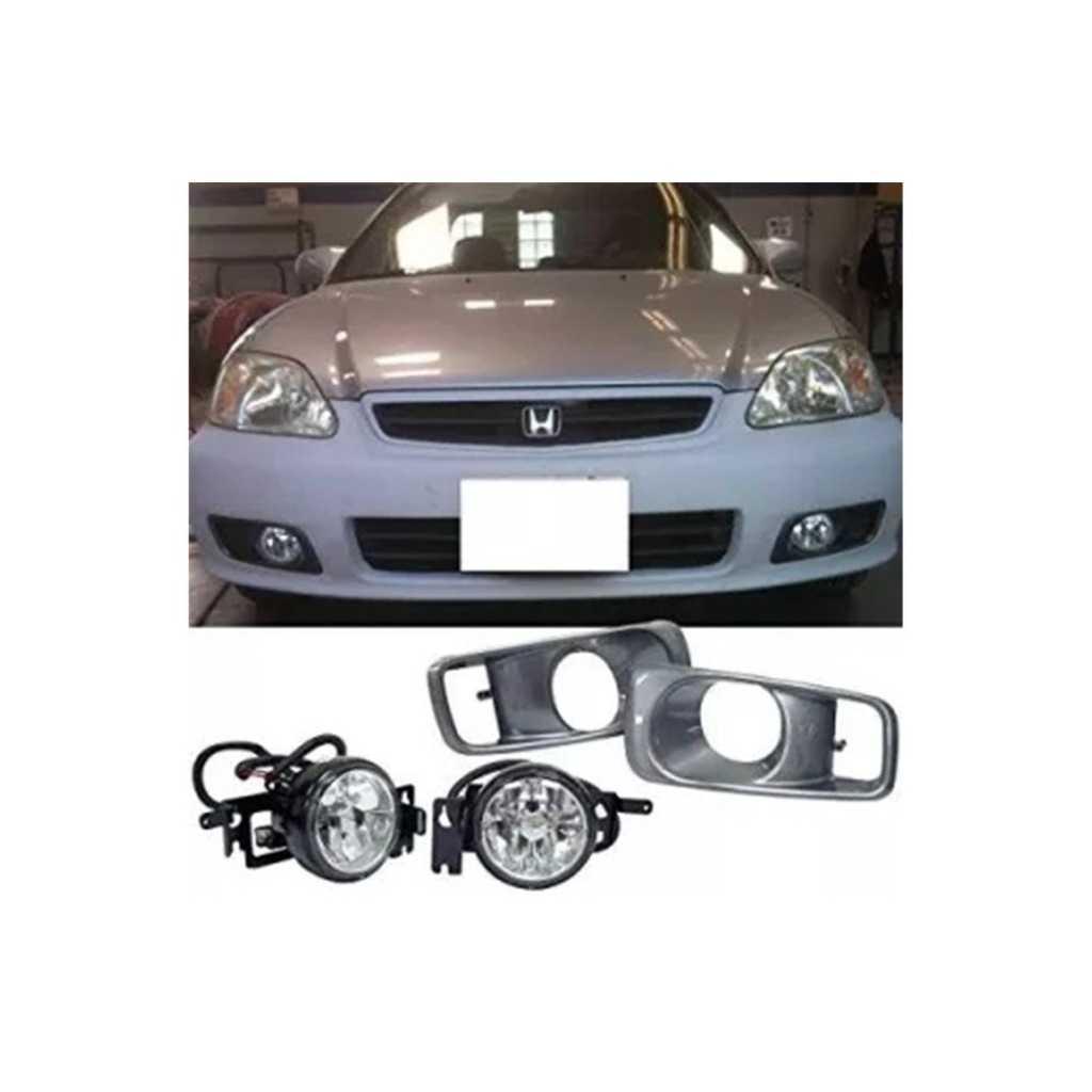Honda Civic Sis Lambası Farı Oem Orjinal 1999-2001 İTHAL
