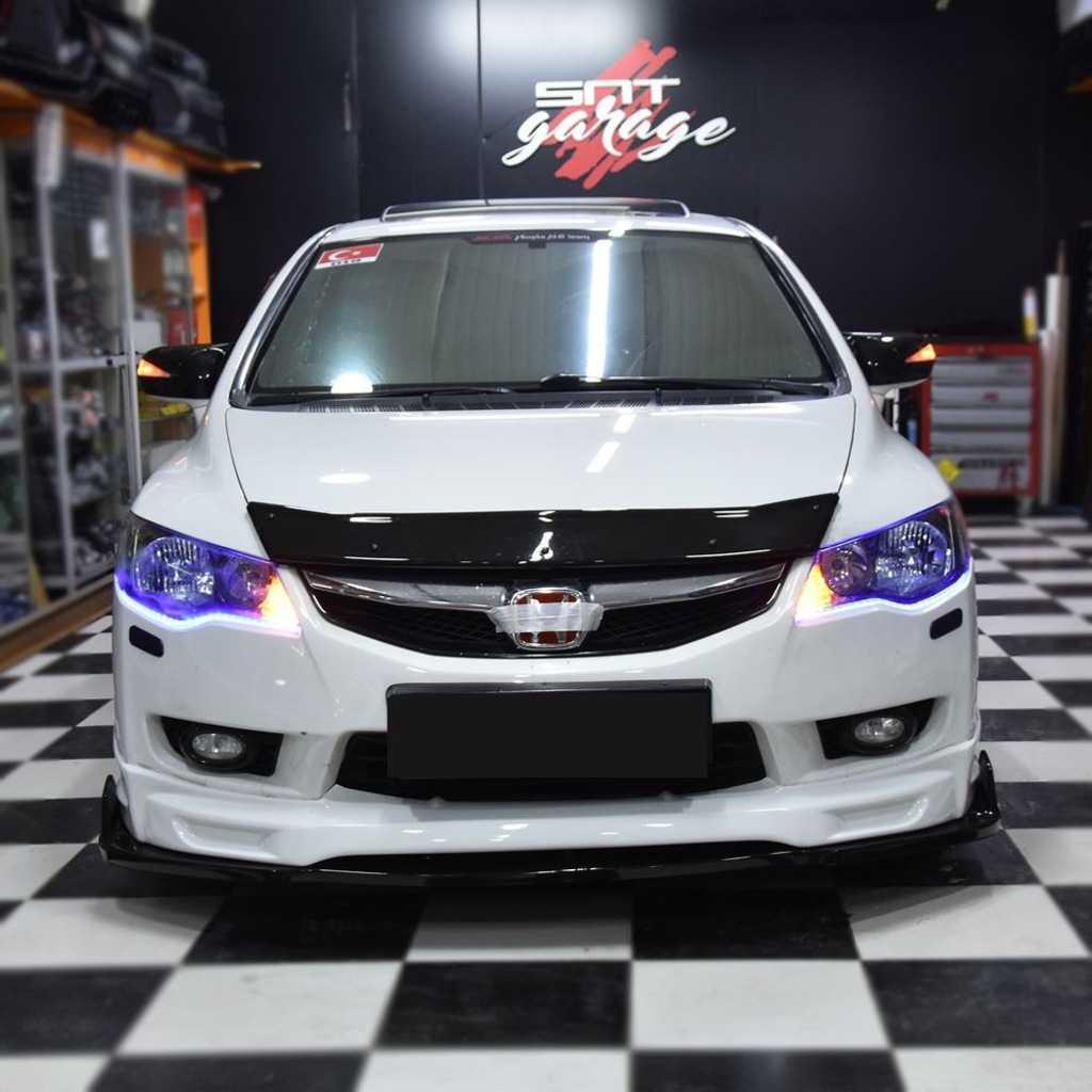 Honda Civic FD6 Makyajlı Sis Farı İTHAL
