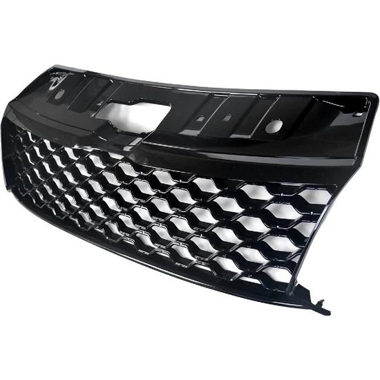 Wolkswagen Amarok (2015-2020) Uyumlu Piano Black Ön Panjur